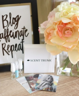 Scent Trunk – Personalized Scent Subscription Boxes