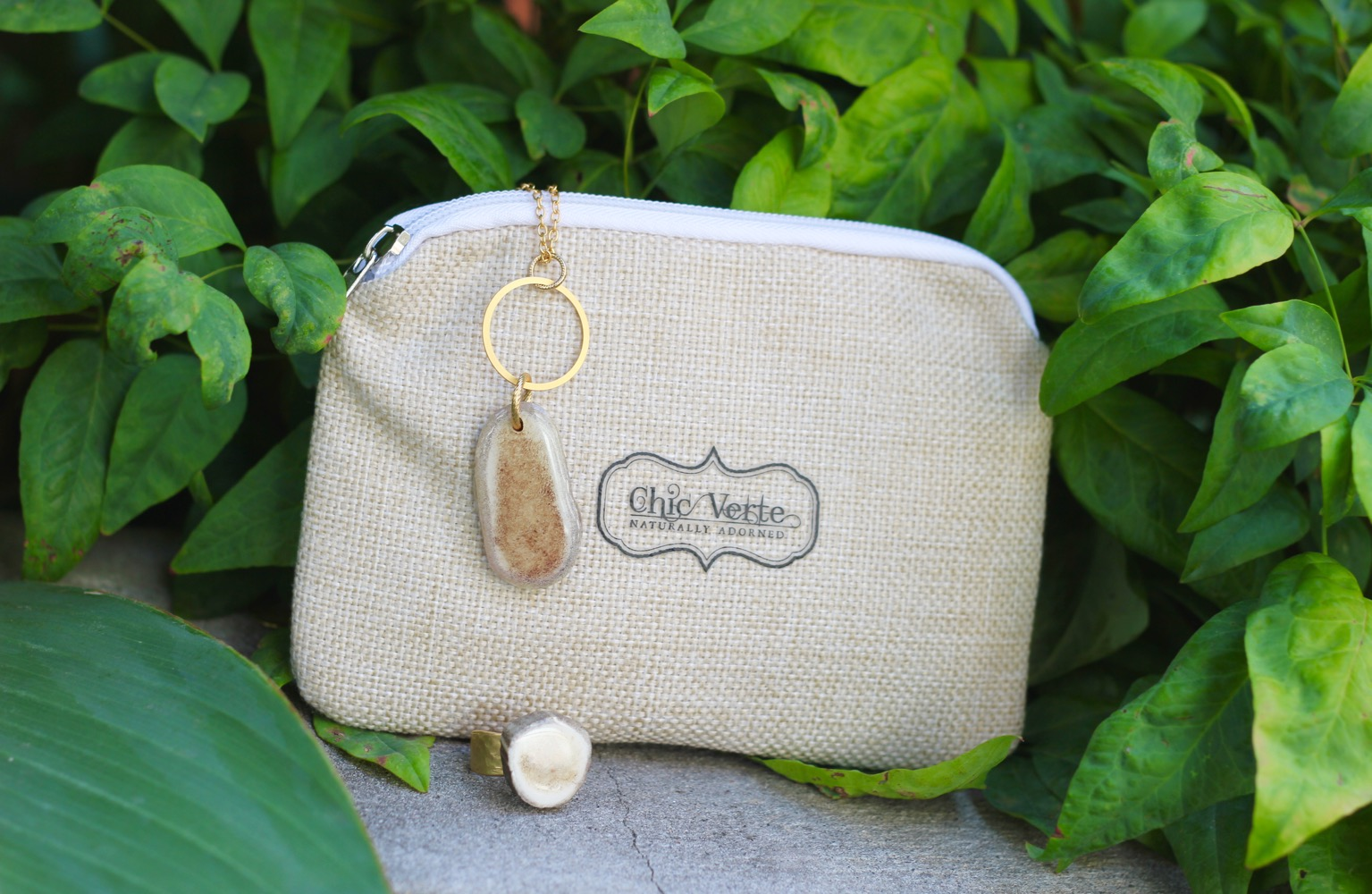 Chic Organic Jewelry Header