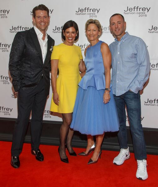 23rd Annual Jeffrey Fashion Cares 1