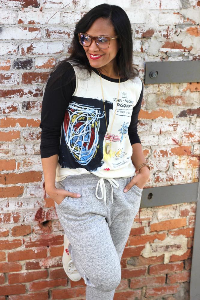 Stylish Activewear + Uniqlo #whereUniqlo