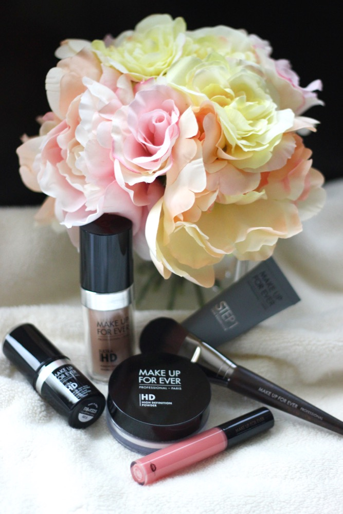Make Up For Ever: Create a Flawless Face
