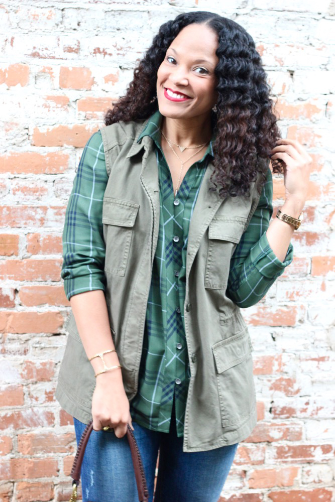 Ways to Wear Plaid 6