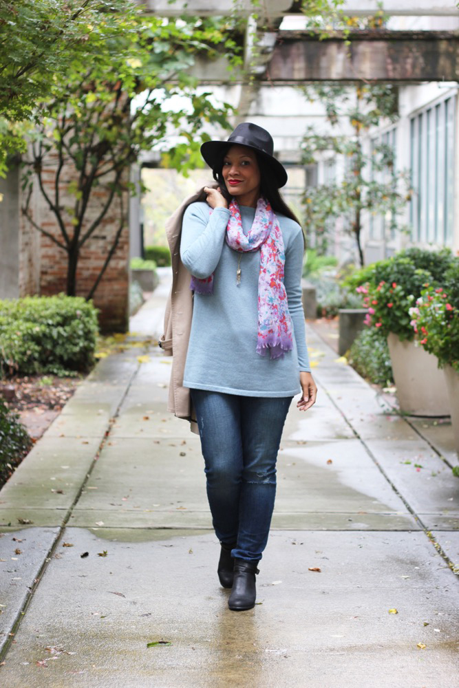 Cashmere Tunic Sweaters 1