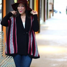 Blanket Cardigans for Fall + J. Jill