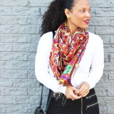 Accessorizing Outfits for the Office + Tolani & LANY