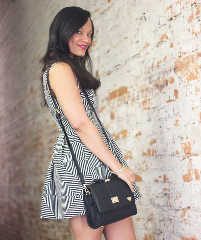 Flirty Dresses for a Girl's Night Out + Molly Bracken
