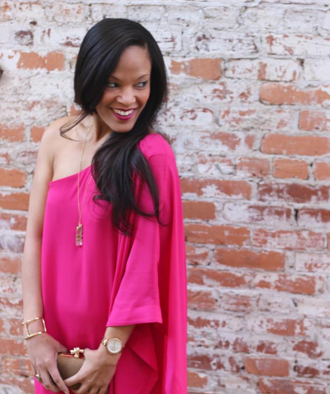 One Shoulder Dresses + Tamar Collection