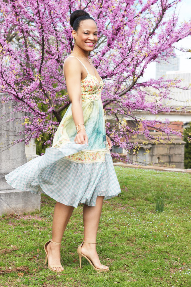 Pretty Floral Spring Dresses