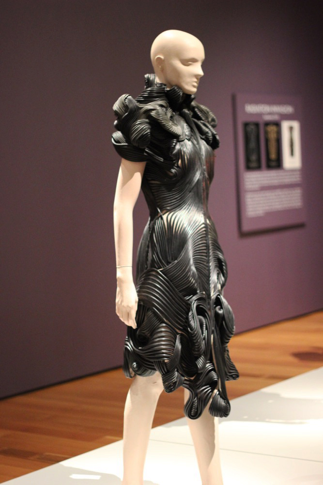 Iris van Herpen Exhibit