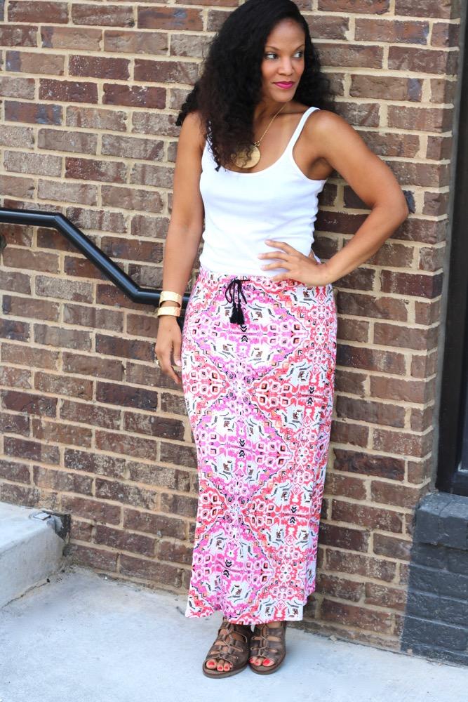 Soft Maxi Skirts