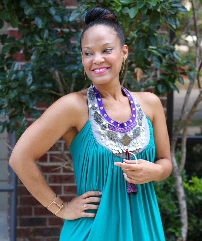 Embellished Maxi Dresses