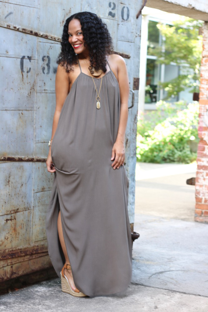 Breezy Gauze Maxi Dresses