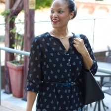 Breezy Pullover Dresses + J. Jill's August Collection