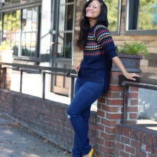 5 Fun and Easy Ways to Dress Up Jeans + AMIClubwear