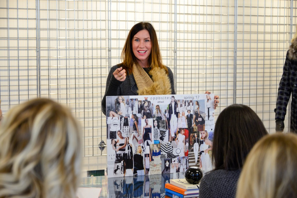 cabi Blogger Day