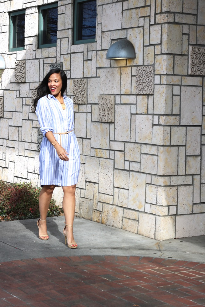 Relaxed Shirt Dresses