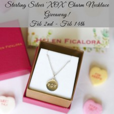 $120 Helen Ficalora Sterling Silver Charm Necklace Giveaway!