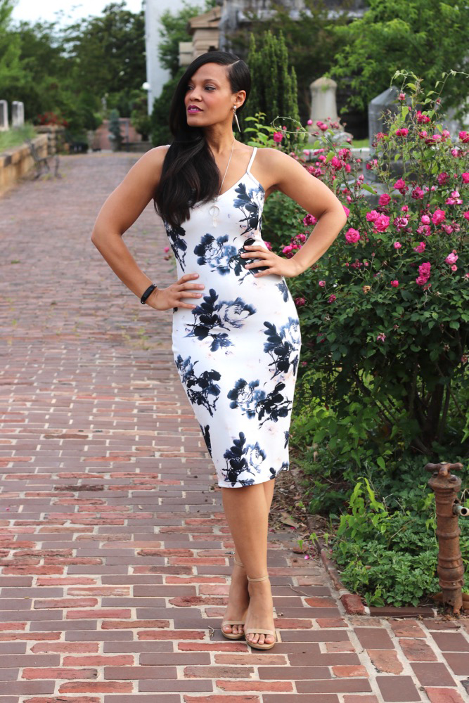 Floral Bodycon Dresses