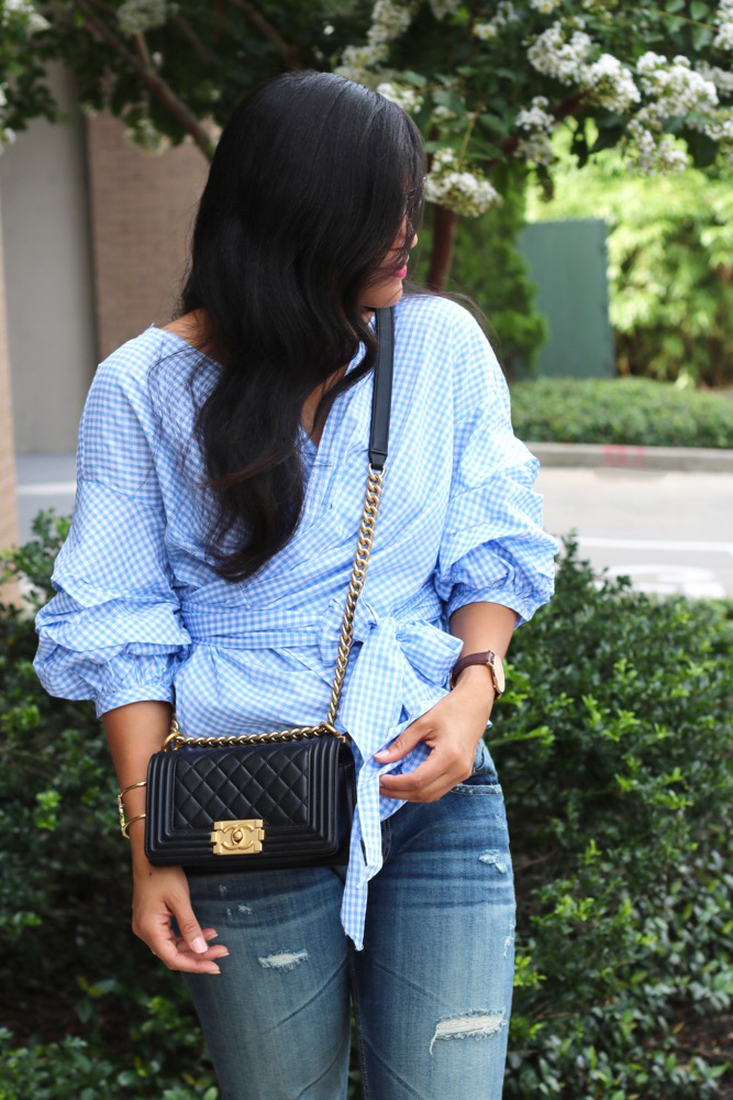 How to Wear the Gingham Trend