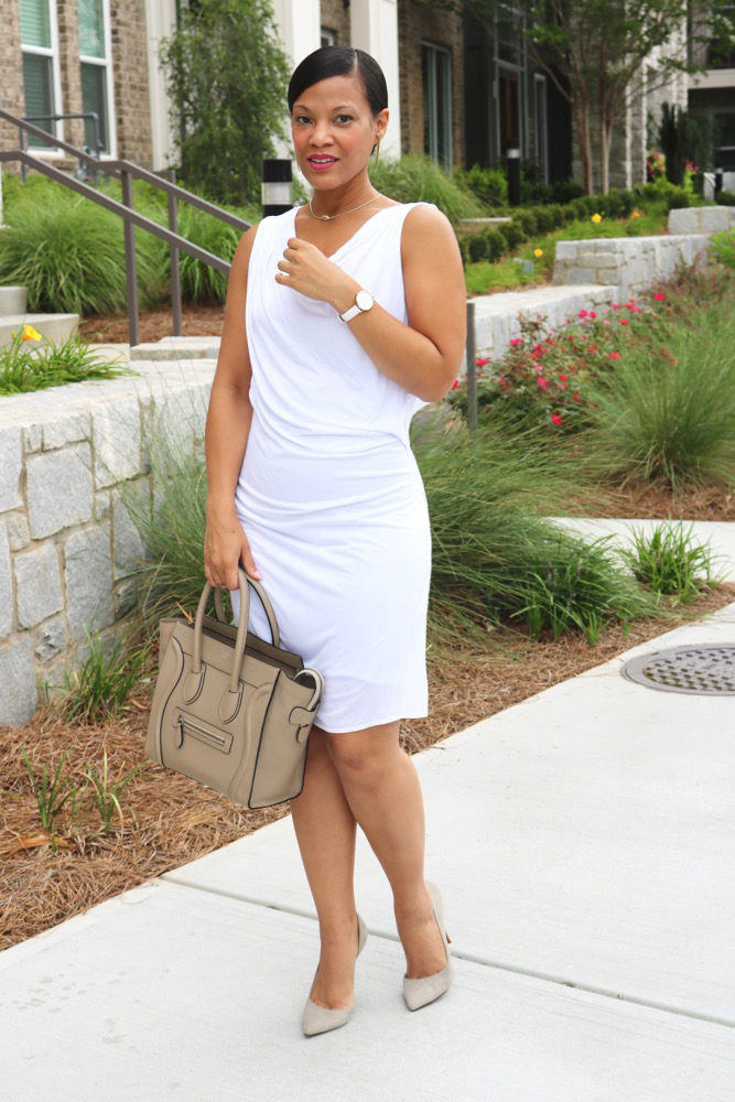 Little White Dress Obsessed