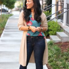 Blushing Blouse: A Wardrobe Staple for Fall 2017 + cabi