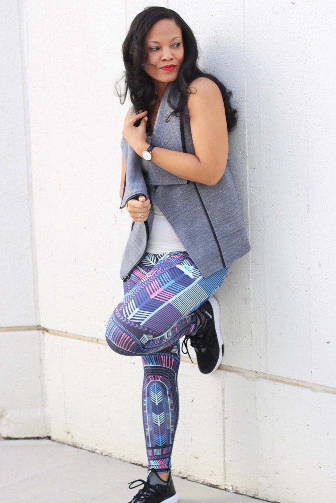 Step Up Your Workouts with Fun Leggings