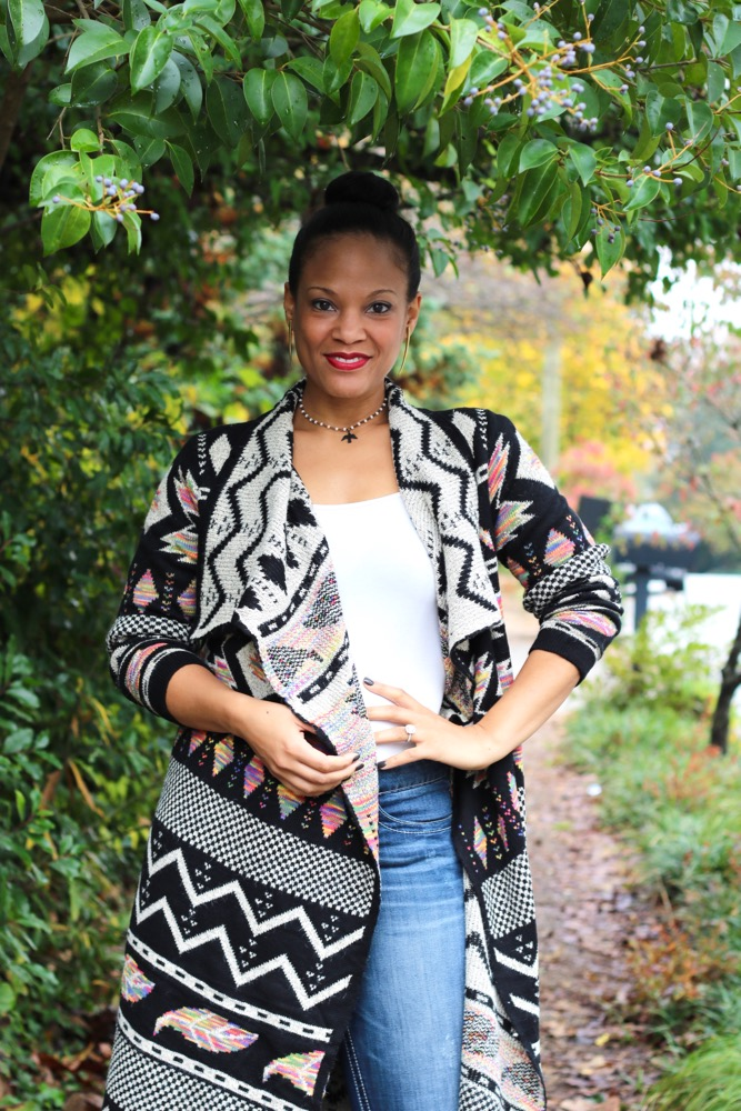 Chunky Cardigans for Fall