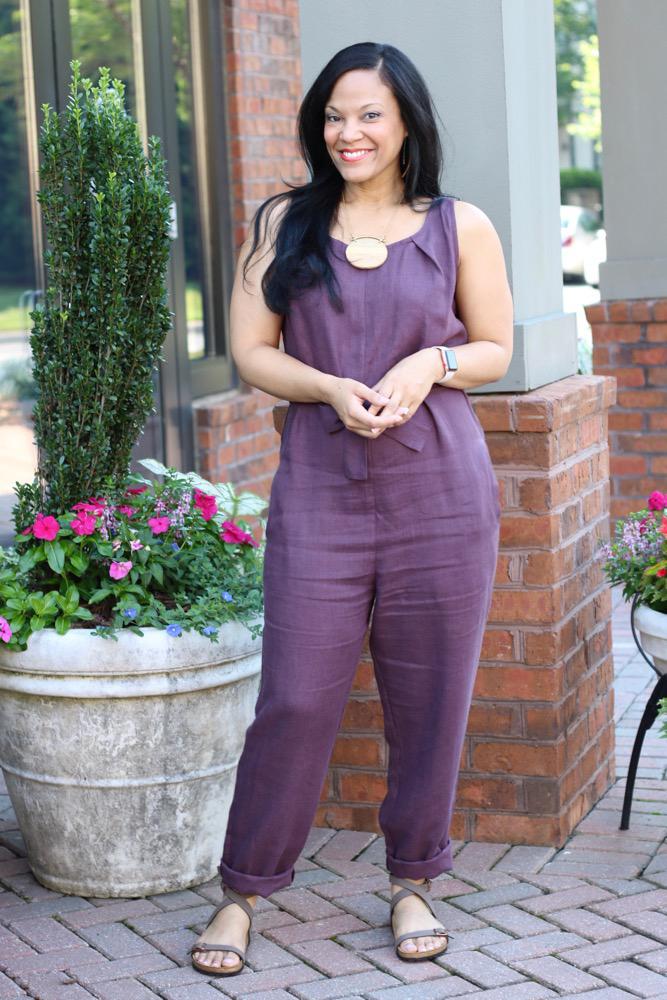 Easy Summer Linen Clothing