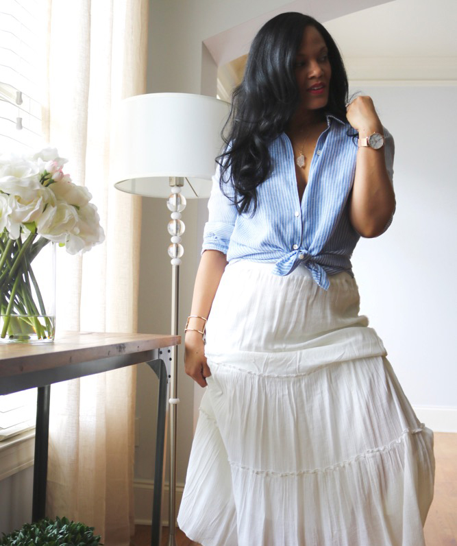 Linen Pieces You Can Lounge In + J. Jill