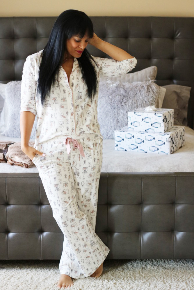 The 12 Days of PJs Sweepstakes by Soma Intimates